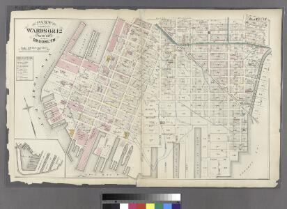 Plate 16: Part of Wards 6 & 12. City of Brooklyn.
