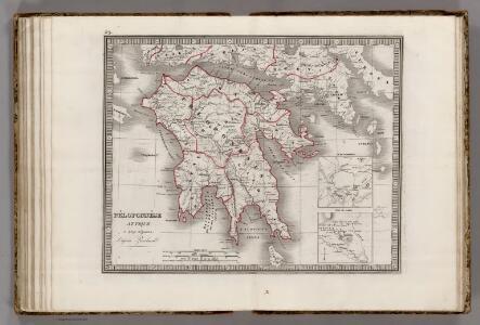 Peloponnese Attique.