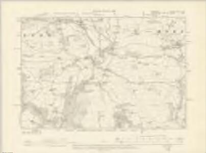 Somerset LXVII.SE - OS Six-Inch Map