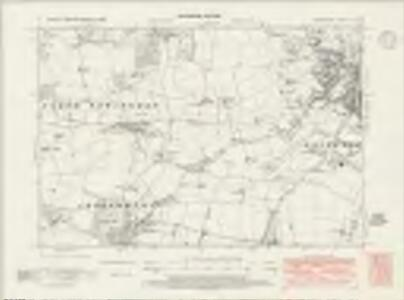 Oxfordshire V.SE - OS Six-Inch Map