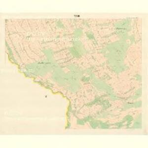 Neu Hrosenkau (Nowi Heasenkow) - m2073-1-023 - Kaiserpflichtexemplar der Landkarten des stabilen Katasters