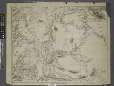 Sheet 5. 1: 250,000. / dressée par Henri Kiepert d'après ses propres observations et d'autres levées pour la plupart inédites = Map of the western part of Asia Minor