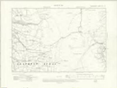 Denbighshire XVI.NE - OS Six-Inch Map