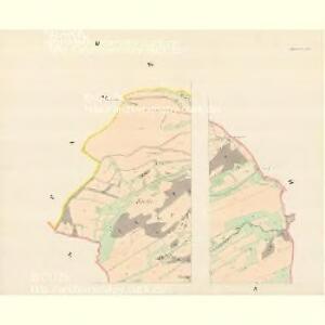 Mettilowitz - m1753-1-002 - Kaiserpflichtexemplar der Landkarten des stabilen Katasters