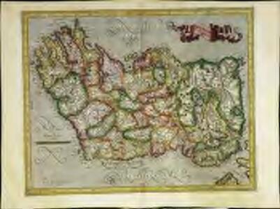 Irlandiæ regnum