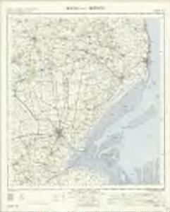 Boston and Skegness - OS One-Inch Map