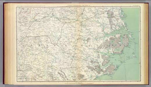 Gen. map III.