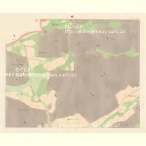 Tieschin (Tessin) - c7893-1-003 - Kaiserpflichtexemplar der Landkarten des stabilen Katasters