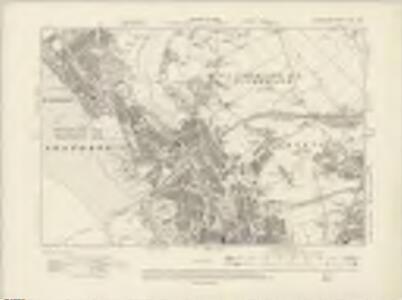 Lancashire XCIX.SW - OS Six-Inch Map