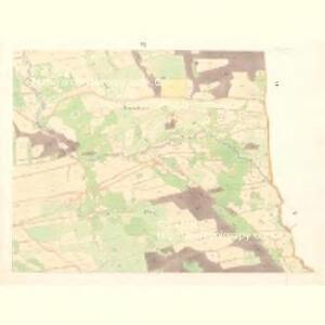 Kozlowitz - m1320-1-005 - Kaiserpflichtexemplar der Landkarten des stabilen Katasters