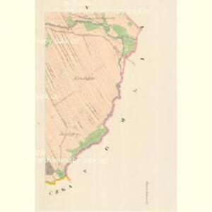 Keltsch Altstadt - m1174-1-004 - Kaiserpflichtexemplar der Landkarten des stabilen Katasters