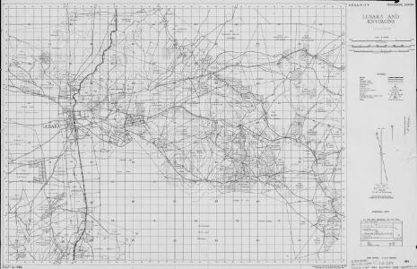 Lusaka and environs, EAF 546
