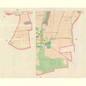 Ob: Lukawitz (Horegssi Lukawice) - c2094-1-005 - Kaiserpflichtexemplar der Landkarten des stabilen Katasters