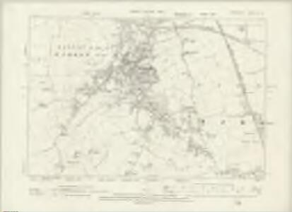 Middlesex X.SE - OS Six-Inch Map