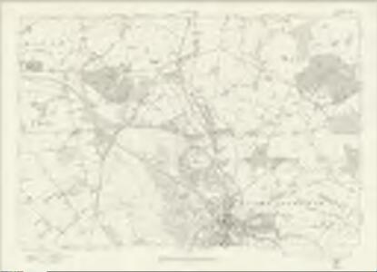 Staffordshire LXIV - OS Six-Inch Map