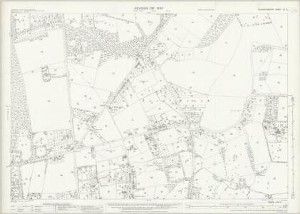 Buckinghamshire LIII.12 (includes: Iver) - 25 Inch Map