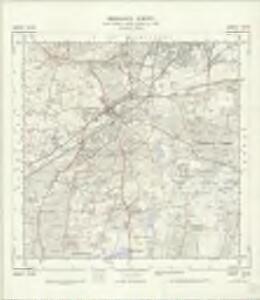 SU84 - OS 1:25,000 Provisional Series Map