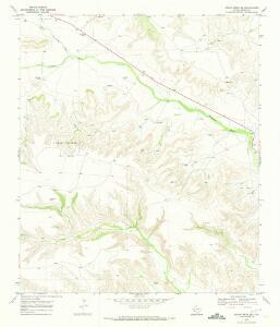 Indian Mesa SE
