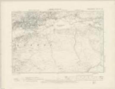 Caernarvonshire XXI.SW - OS Six-Inch Map
