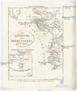Die Jonische oder Siebeninsel Republik