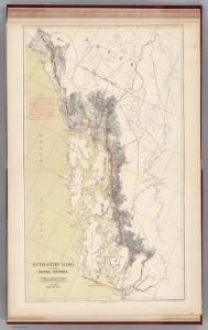 Facsimile:  S.E. Alaska British Commission Map.