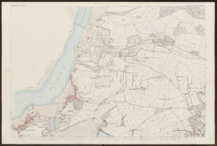 Devon CXXIV.9 (includes: Plymouth; Plymstock; Sparkwell) - 25 Inch Map