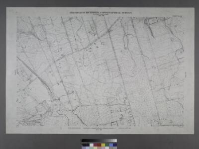 Sheet No. 74. [Includes Rossville, Fresh Kills Road, Winant Avenue, Pleasant Avenue and Guyon Avenue.]; Borough of Richmond, Topographical Survey.