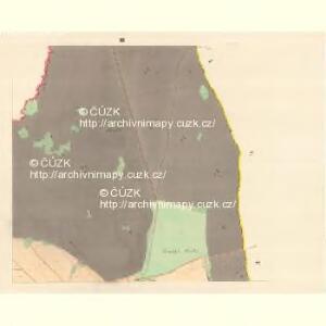 Koslau (Koyssl) - m1318-1-003 - Kaiserpflichtexemplar der Landkarten des stabilen Katasters