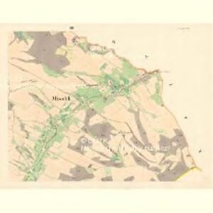 Misslik - m1914-1-003 - Kaiserpflichtexemplar der Landkarten des stabilen Katasters