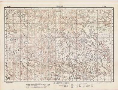 Lambert-Cholesky sheet 2345 (Podvrska)