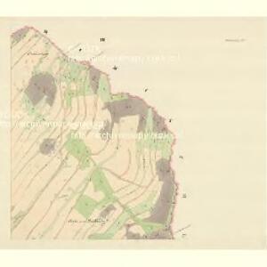 Bladensdorf (Mladenow) - m1832-1-003 - Kaiserpflichtexemplar der Landkarten des stabilen Katasters