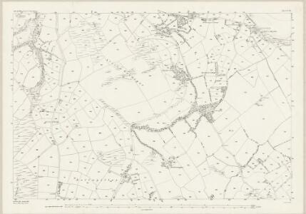 Isle of Man V.15 - 25 Inch Map