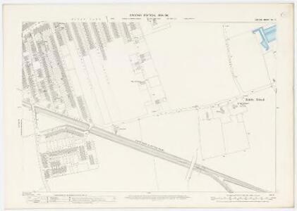 London VIII.6 - OS London Town Plan