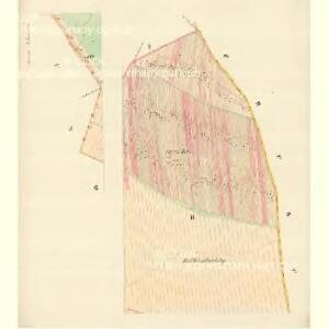 Zischkow (Zischkowe) - m1882-1-002 - Kaiserpflichtexemplar der Landkarten des stabilen Katasters