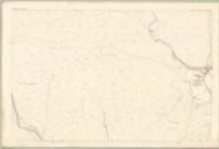 Dumfries, Sheet XVIII.13 (Eskdalemuir) - OS 25 Inch map