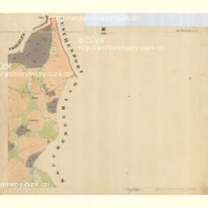 Deutsch Reichenau - c6659-2-003 - Kaiserpflichtexemplar der Landkarten des stabilen Katasters