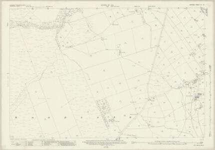 Durham XL.12 (includes: Lynesack And Softley; Woodland) - 25 Inch Map