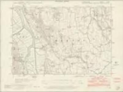 Denbighshire XI.NW - OS Six-Inch Map