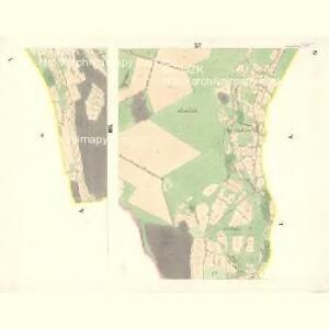 Rožnau (Rožnow) - m2628-1-012 - Kaiserpflichtexemplar der Landkarten des stabilen Katasters