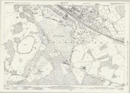 Buckinghamshire XLVIII.15 (includes: Gerrards Cross) - 25 Inch Map