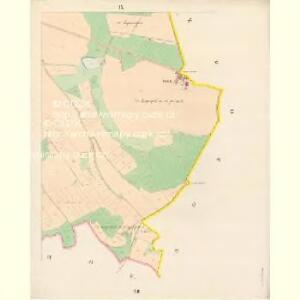 Planitz (Planice) - c5807-1-008 - Kaiserpflichtexemplar der Landkarten des stabilen Katasters