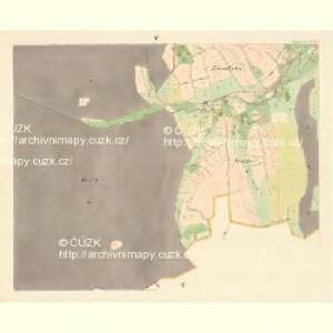 Mikuluwka - m1789-1-005 - Kaiserpflichtexemplar der Landkarten des stabilen Katasters