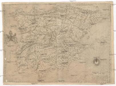 Totivs descriptio Hispaniae