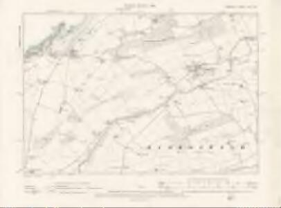 Ayrshire Sheet XLIV.SW - OS 6 Inch map