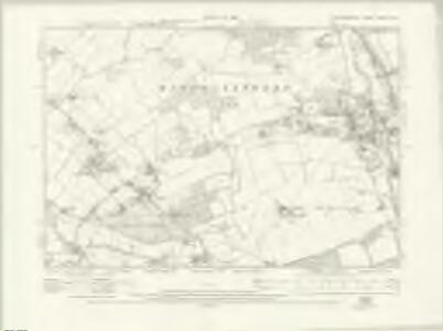 Hertfordshire XXXVIII.NE - OS Six-Inch Map
