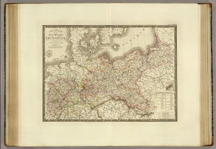 Monarchie Prussienne.
