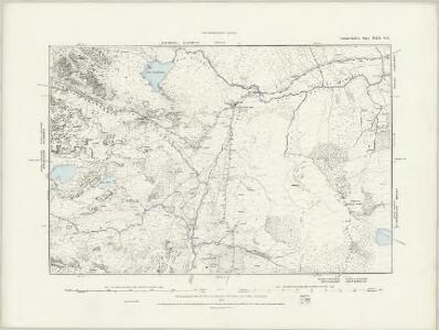 Caernarvonshire XXII.NW - OS Six-Inch Map