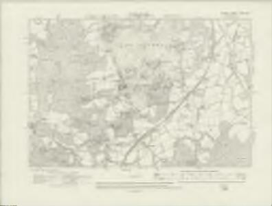 Surrey XXXIII.SE - OS Six-Inch Map