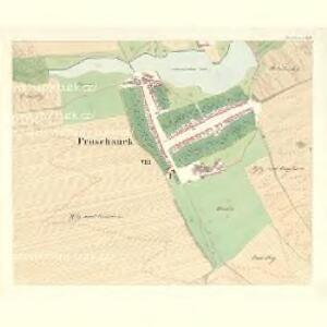 Pruschanek - m2439-1-006 - Kaiserpflichtexemplar der Landkarten des stabilen Katasters