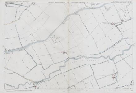 Wiltshire VI.5 (includes: Hannington; Highworth; Inglesham; Kempsford) - 25 Inch Map